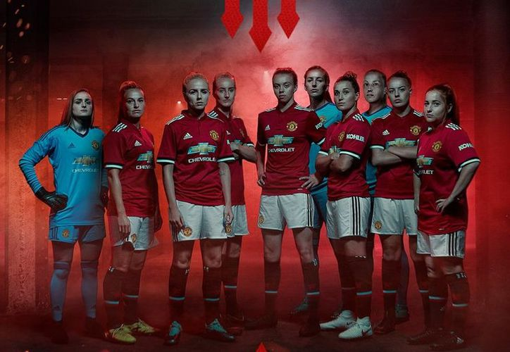 Manchester United era el único equipo del máximo circuito inglés que no tenía club femenil. (Twitter)