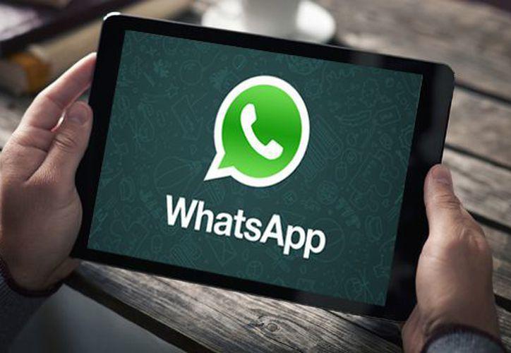 Hallaron una carpeta de archivos, que revela la existencia de una versión de WhatsApp para iPad. (Foto: Contexto/Internet)