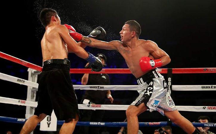 Miguel Berchelt ganó por decisión unánime, aunque se enfrentó a un rival nada sencillo. (Fotos: Cortesía)