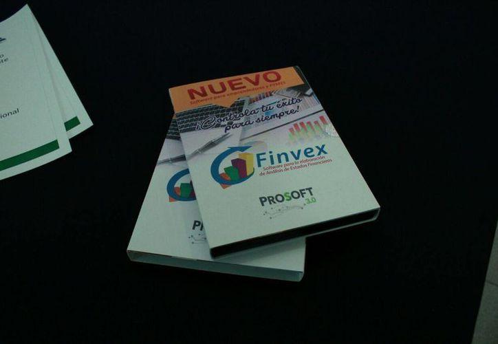 Los emprendedores de Yucatán consolidan sus empresas a los tres años de 'nacidas'. El resto fracasa por falta de conocimiento. La imagen es del software que el Iyem entregó a emprendedores, y está utilizada solo con fines ilustrativos. (Jorge Acosta/SIPSE)