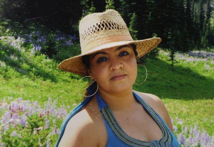Nestora Salgado fue detenida en 2013 por acusaciones de secuestro. (AP)