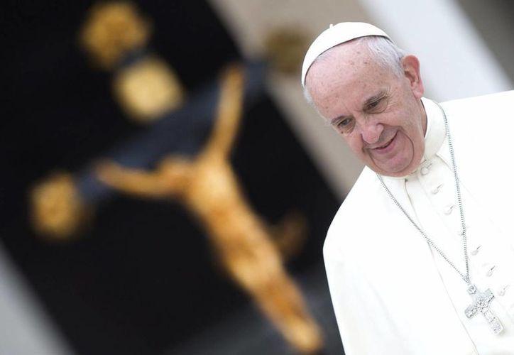 El Papa Francisco estará del 19 al 21 de septiembre en Cuba. (Archivo/EFE)