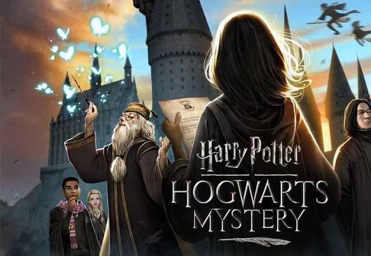 En Hogwarts Mystery podrás crear un personaje que será un alumno de Hogwarts. (Warner Bros)