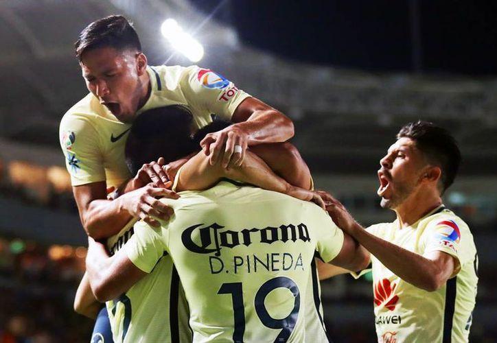 América empató ayer con Necaxa a un gol, en el torneo Apertura 2016 de la Liga MX. Este miércoles, se conoció el rival de Águilas en el Mundial del Clubes 2016. (Jammedia)