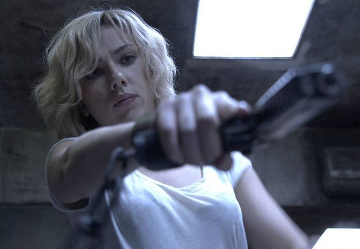 """Lucy"", estelarizada por Scarlett Johansson se estrena a nivel internacional la próxima semana. (lucy-lapelicula.com)"