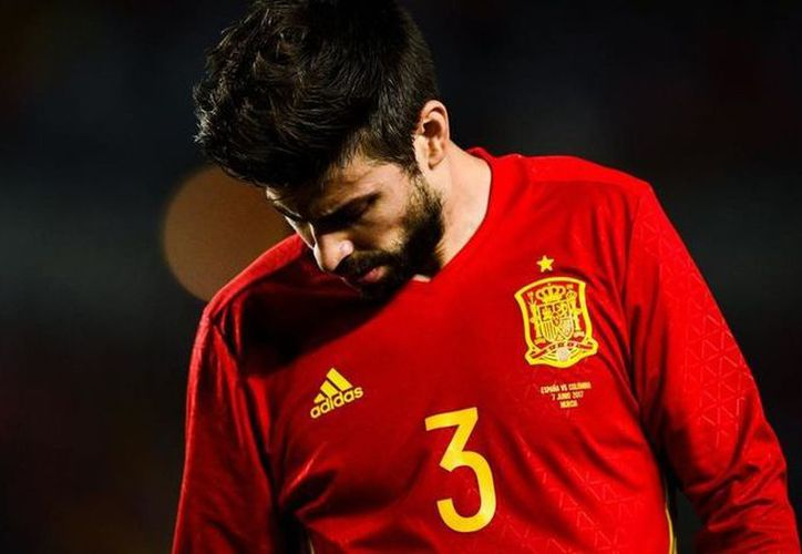 El central azulgrana anunció que dejaría la selección española una vez disputado el Mundial de Rusia recién celebrado. (El Español)