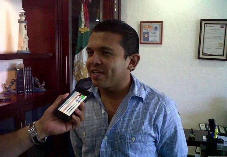 El alcalde dijo que sería a partir de la próxima semana cuando inicien los ajustes. (Lanrry Parra/SIPSE)