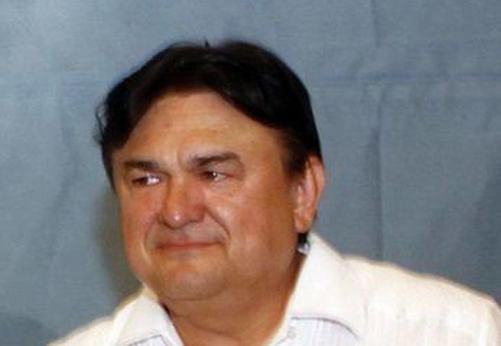 Rafael Morcillo López, director de la Filey, reconoció la existencia de otras ferias de libros relevantes en América. (Milenio Novedades)