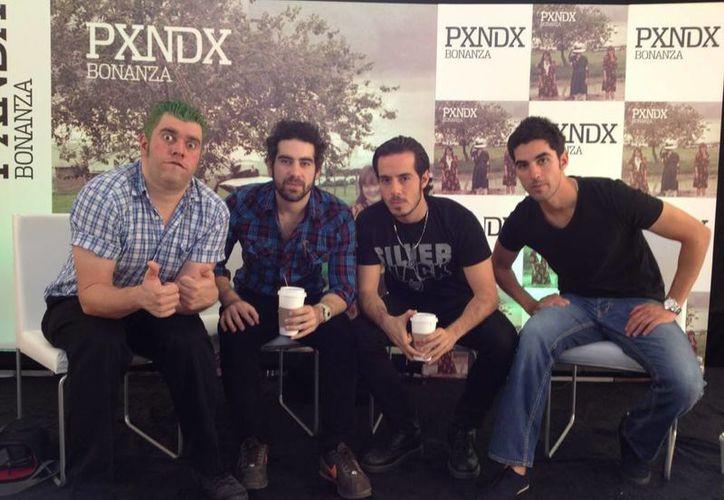 Panda encabeza el Unite Tour 2013, que además reúne a las bandas locales Chemestry, Los Lásgori y Brandy. (Milenio Novedades)