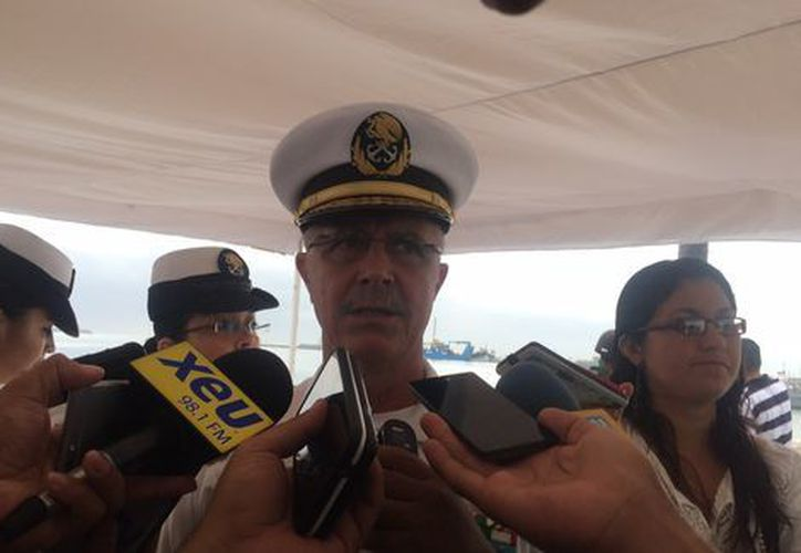 En el operativo de Semana Santa participan 203 elementos navales que vigilarán 14 playas de Veracruz. (Milenio)