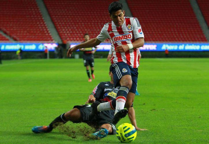 Chivas espera alargar su racha de ganados a dos partidos. (Foto: Jam Media)