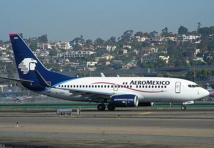 Desde el Aeropuerto Internacional de Toluca los pasajeros podrán conectar a Monterrey y Guadalajara. (Foto de Contexto/Internet)