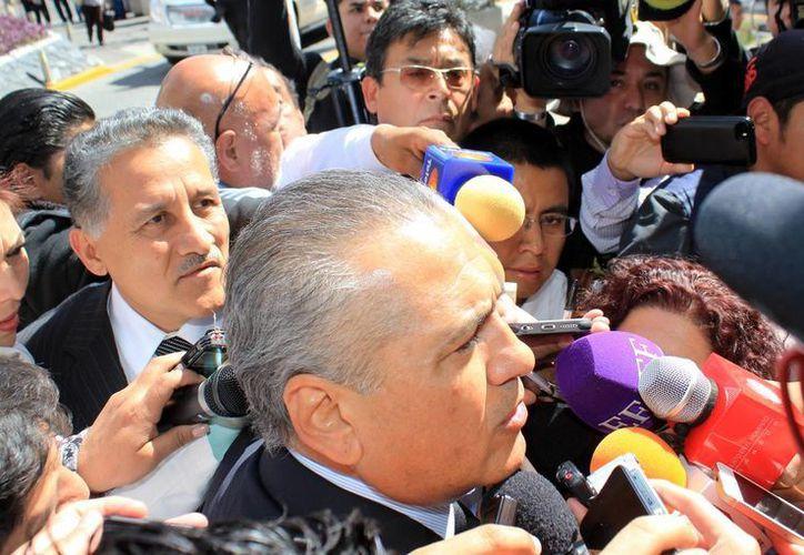 Manlio Fabio Beltrones pronostica que su partido ganará las elecciones locales en Tamaulipas. (Archivo/Notimex)