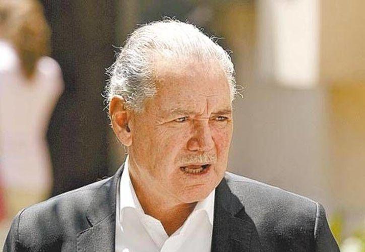 Raúl Salinas del Gortari ganó un juicio que le llevó 16 años. (milenio.com)