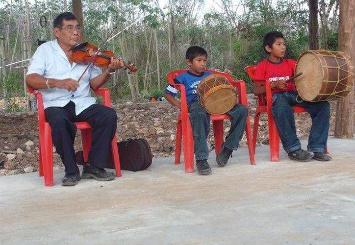 En el primer día participará el grupo Humbatz (música prehispánica de Felipe Carrillo Puerto). (Gerardo Amaro/SIPSE)