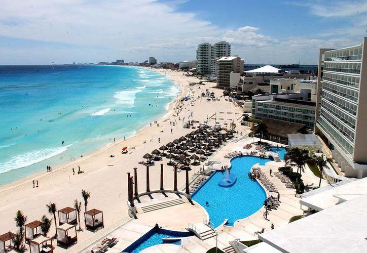 Los destinos de Quintana Roo han registrado un aumento en la ocupación hotelera en vacaciones. (Contexto/Internet)
