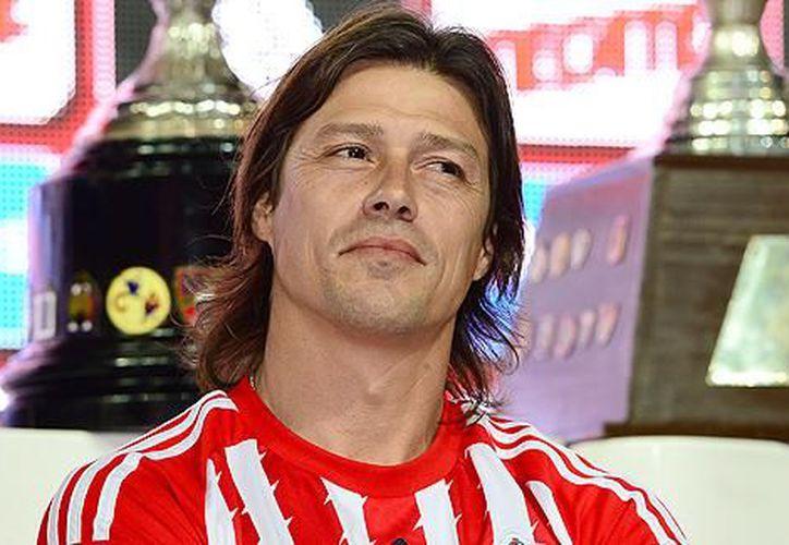 Hernández salió del club rojiblanco en 2010 para fichar con el Manchester United, equipo en el que militó cuatro años. (Foto: Contexto/Internet)