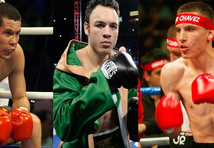 Confesó que mientras Julio toma ayuda psicológica para vencer la ansiedad, Omar se prepara para su próxima pelea en Durango. (Foto: MC Boxeo).