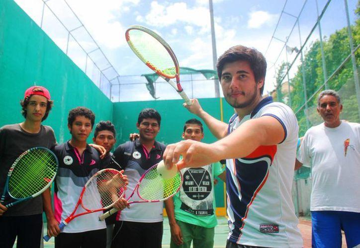 Buscan que esta disciplina deportiva permeé entre las nuevas generaciones. (Daniel Pacheco/ SIPSE)