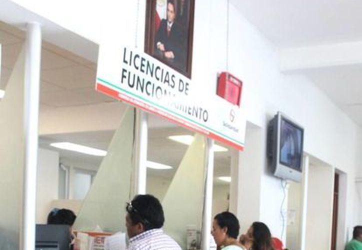 El 5 % de las denuncias que recibe la contraloría son sobre corrupción en oficinas municipales.  (María Mauricio/SIPSE)
