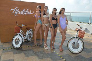 Presentan colección de verano Bikini Bash
