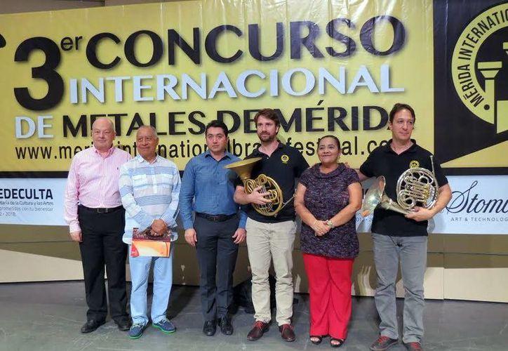 Organizadores invitan a músicos de instrumentos de aliento a participar en el Concurso de Metales. (Milenio Novedades)