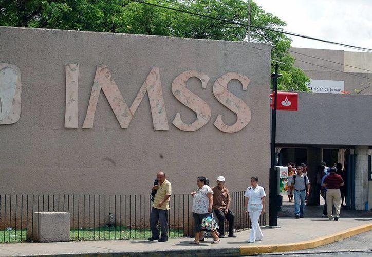 Una de las delegaciones involucradas en el proyecto es la del IMSS. (Milenio Novedades)