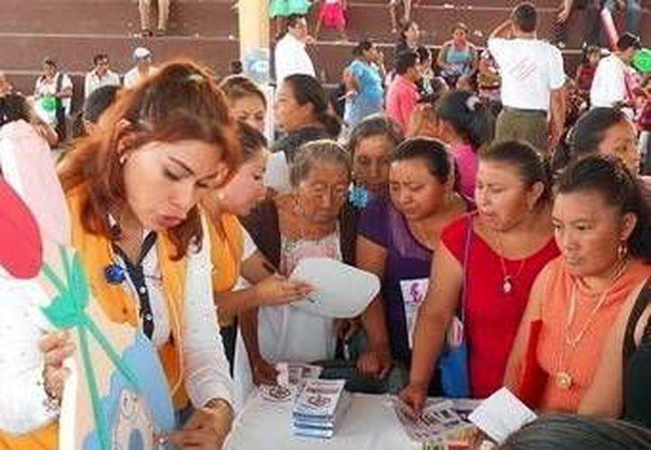 Las Unidades Móviles de la SSY llegan a escuelas, centros laborales y centros de salud; están dirigidas a la población mayor de 20 años de edad. (Milenio Novedades)
