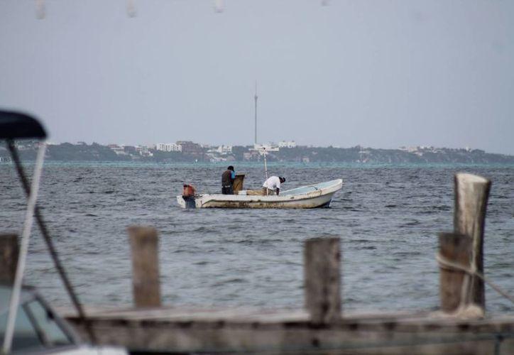 Mal tiempo afectará a gran parte del mar Caribe. (Jesús Tijerina/SIPSE)