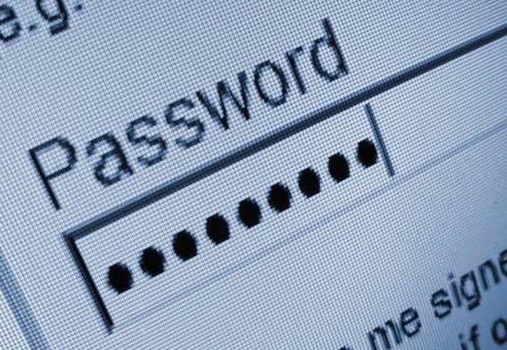 Algunas de las peores contraseñas que se pueden usar son: password, qwerty, jesus, entre otras. (gizmodo.com)