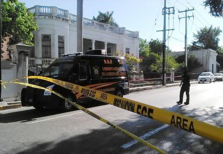 Los cuerpos de José Campos y su esposa Lucely Peniche fueron descubiertos el jueves 5 de mayo por una nieta que acudió a visitarlos. (Archivo/SIPSE)