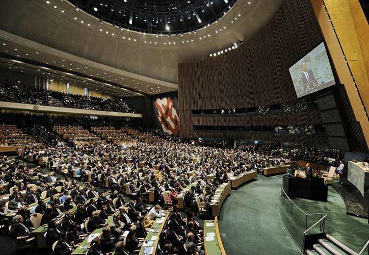Las tres iniciativas de México fueron aprobadas con el apoyo unánime de los miembros del Consejo de Derechos Humanos de la ONU. (Archivo/Notimex)
