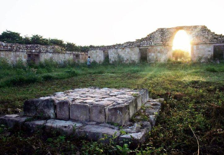 La Universidad Maya se ubicará en el área de la Ruta Puuc. (Milenio Novedades)