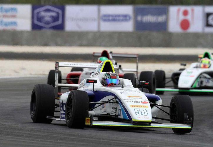 El Gran Premio de México se realizará el próximo fin de semana. (Foto: Fórmula 4)