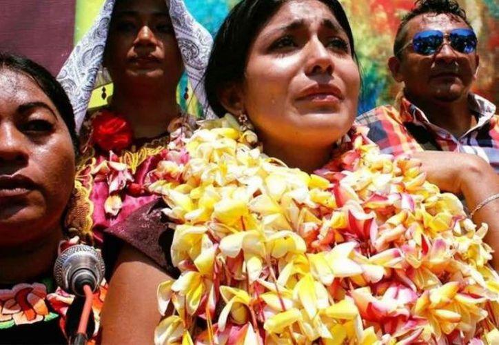 Matan a candidata del PRI en Juchitán, Oaxaca. (Foto: Especial)