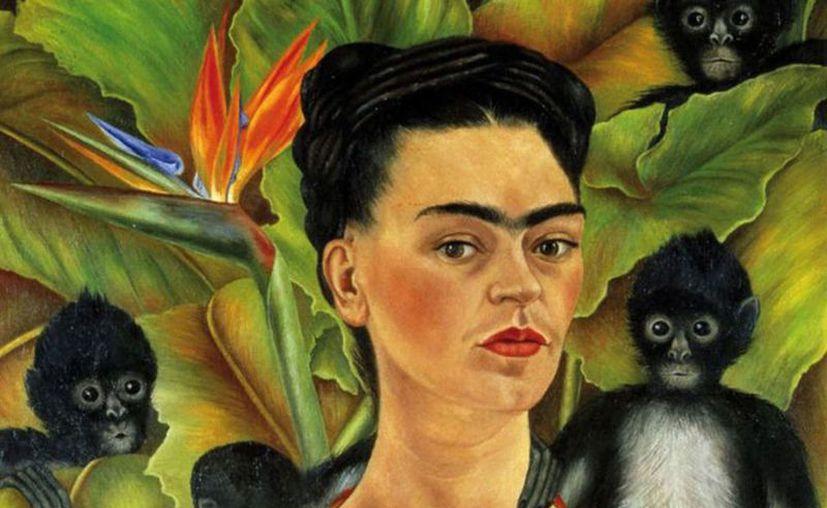 La obra de Kahlo gira temáticamente en torno a su biografía. (Foto: Contexto/Internet)