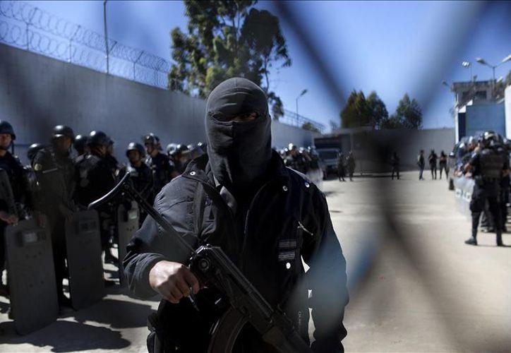 El motón ocurrió en el penal Friajanes de máxima seguridad, en Guatemala. (www.factorinternacional.com)