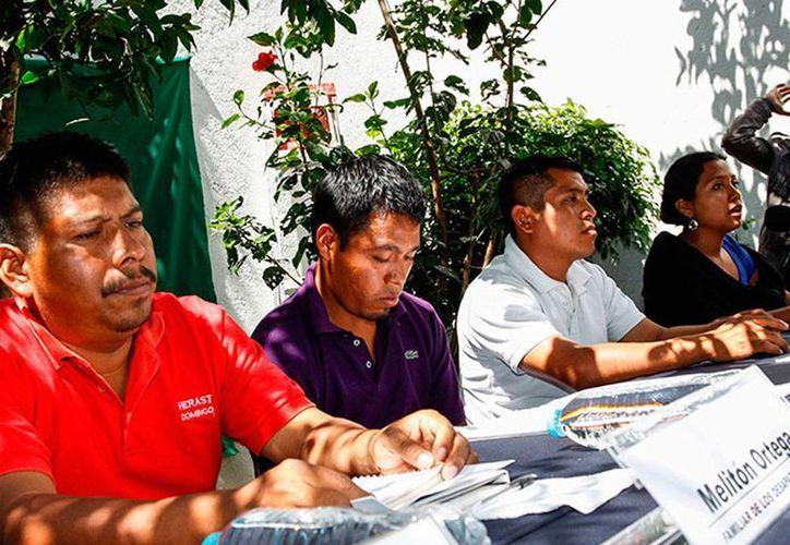 Padres de los estudiantes desaparecidos de Ayotzinapa reiteraron: impedirán elecciones en Guerrero. (Archivo/excelsior.com.mx)