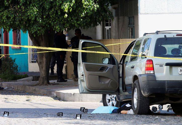 En 2017, de acuerdo con Lantia Consultores, se contabilizaron 267 ejecuciones. (Reuters)