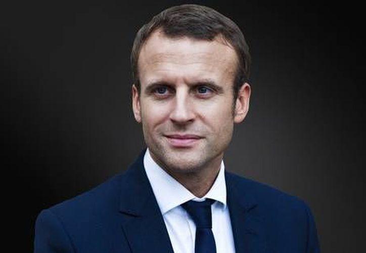 El sueldo de la maquilladora del nuevo presidente francés, Emmanuel Macron, generó críticas. (Contexto/Internet).