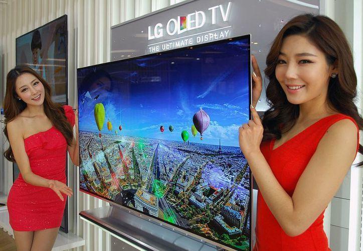 LG se convierte en la primera compañía en ofrecer al mercado la gran pantalla de siguiente generación. (Agencias)