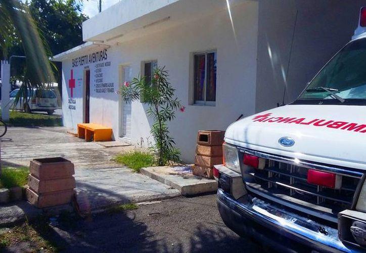 Durante la administración de Góngora, nunca se pagaron más de 800 mil pesos en la base de Puerto Aventuras. (Foto: Daniel Pacheco)
