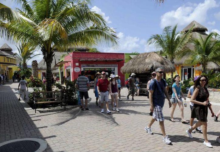 Este verano la isla reportó alrededor de 80% de ocupación en sus centros de hospedaje. (Redacción/SIPSE)