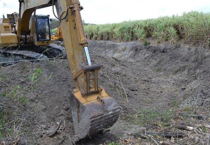 Con estos trabajos se prevé que la afectación que provocan las lluvias se reduzca en más de un 75%. (Edgardo Rodríguez/SIPSE)