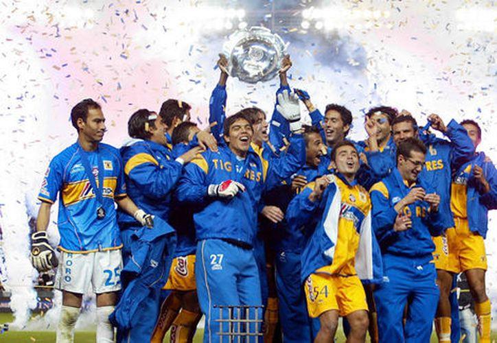 Los dirigido por Ricardo Ferretti levantaron el título número seis en la historia del equipo. (Contexto)