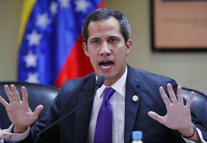 Juan Guaidó seguirá presidiendo la Asamblea Nacional en 2020. Foto: AP