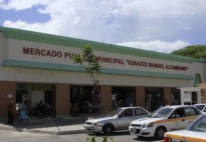 El ayuntamiento gastará alrededor de cinco mil pesos para poner el medidor exclusivamente para las bombas de agua. (Ángel Castilla/SIPSE)