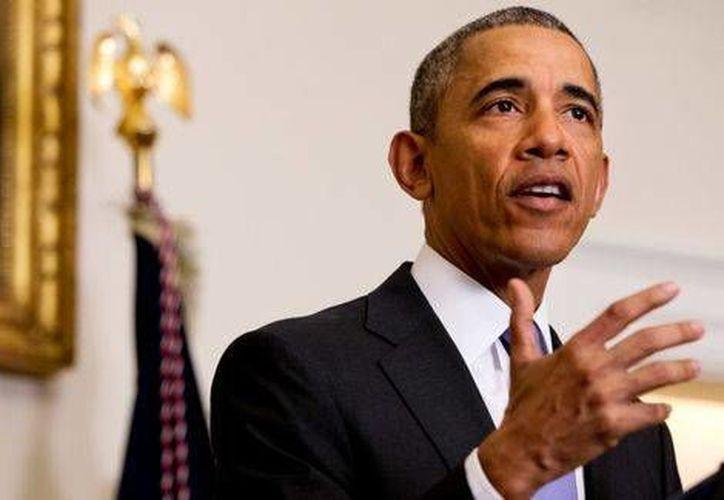 El plan del Gobierno de Obama reconoce a Israel como un Estado judío y se contemplaba la renovación de las conversaciones de paz con los pueblos palestinos.(Archivo/AP)