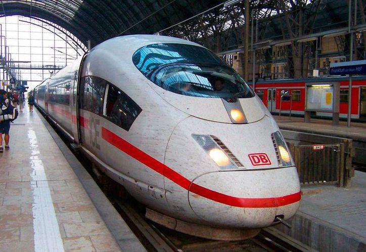 China Railway Construction Corporation, la empresa de ingeniería en construcción más grande del mundo y líder en el negocio de los trenes de alta velocidad. (siempre889.com)