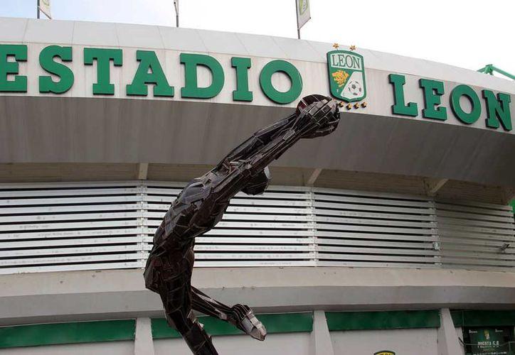 El terreno donde se construirá el nuevo inmueble de Club León consta de 12.44 hectáreas. (Foto: Periódico Correo)